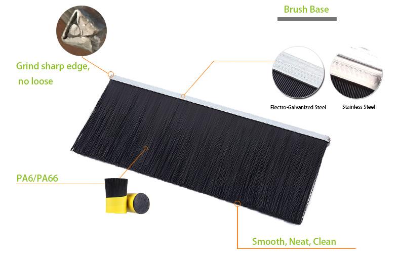 Floor Strip Brush Composition