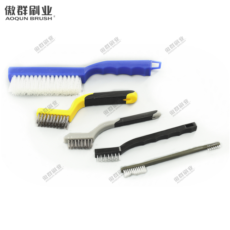 Medical Device Instrument Cleaning Toothbrush Style Brushes