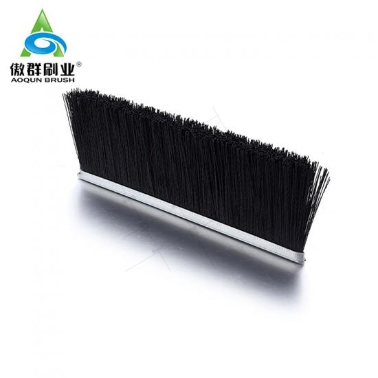 Industrial Abrasive Nylon Bristle Cleaning Strip Brush