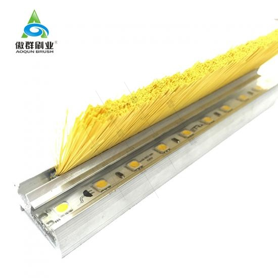 Safety Strip Brush Escalator Spare Parts