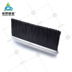 rackmount brush strip panel, rackmount brush strip, 1U Rackmount Brush Strip