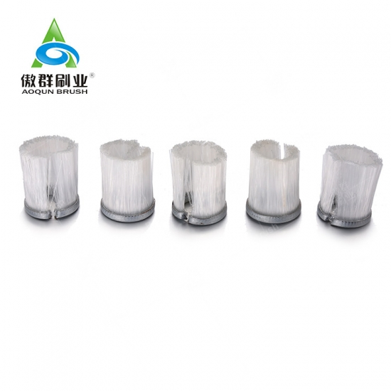 Abrasive Nylon Formed Cup Brush