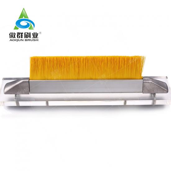 EN115 Complies Escalator Apron Brush