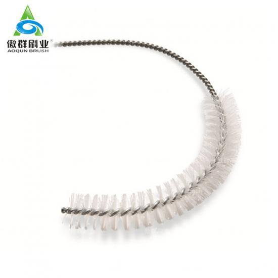 Nylon Bristles Tracheostomy Tube Cleaning Brushes