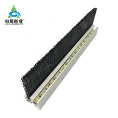 Escalator Skirt Brush, Deflector Skirt Brush, Escalator Skirt Brush