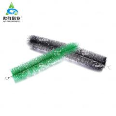 Koi Filter Brushes, brush water filter media, filter cleaning brush