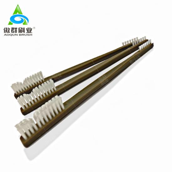 Double Ended Gun Rifle Pistol Cleaning Brush