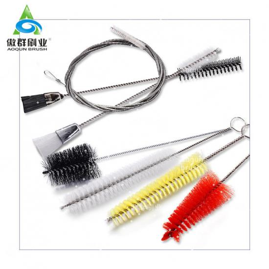 Musical Instruments Piston Hole Cleaning Brushes