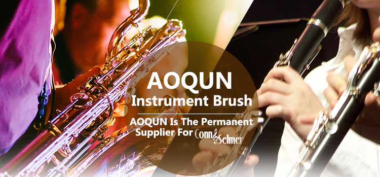 Music Instrument Must Have a Mouthpiece Cleaning Brush