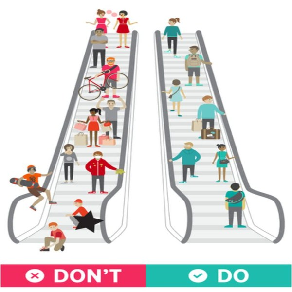Can Your Escalator Safety Brushes Meet the Escalator Safety Norms? - AOQUN